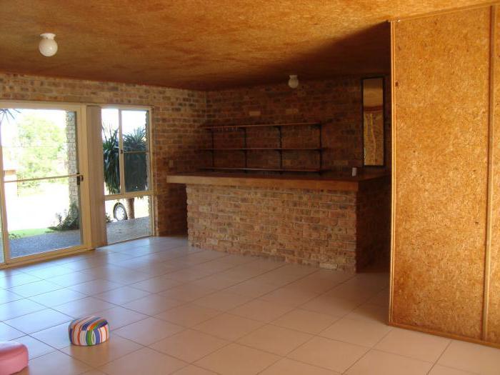 Внутренняя отделка дома из сип панелей фото