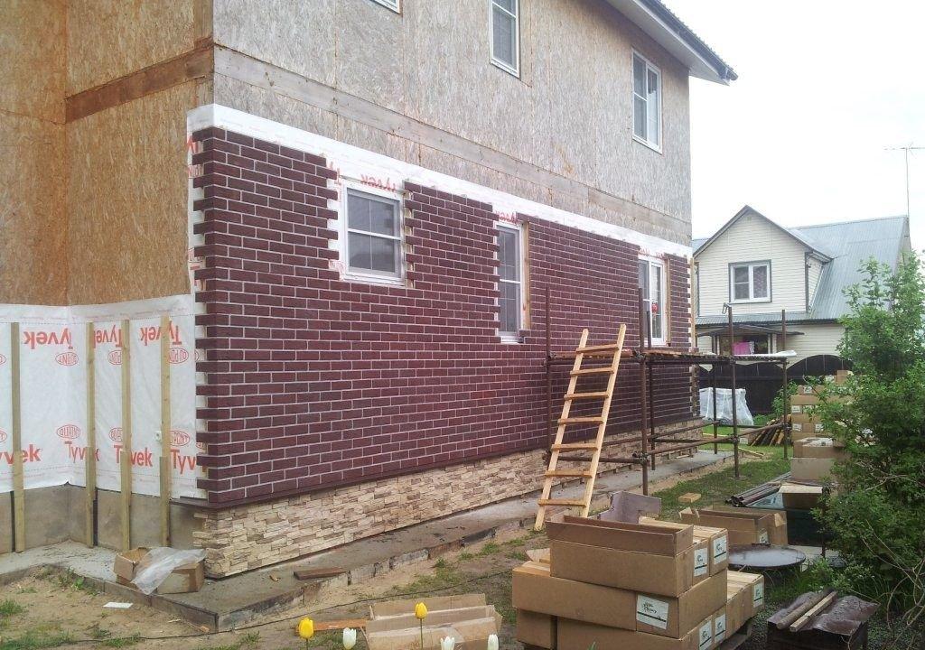фасад сип дома