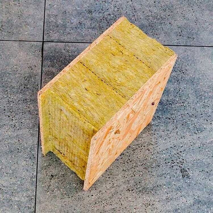 сип панель минеральная вата