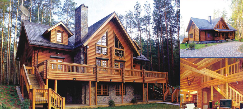 Лиственница в строительстве, свойства, плюсы и минусы домов из лиственницы