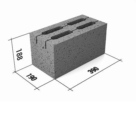 размер блока