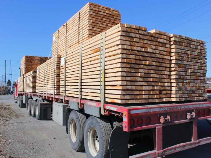 перевозка леса