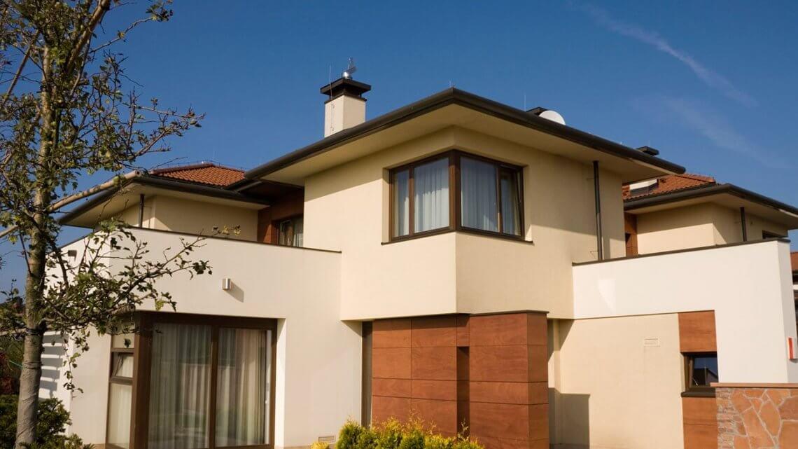 Декоративная штукатурка для фасадов, виды и свойства. Плюсы и минусы отделки фасада штукатуркой