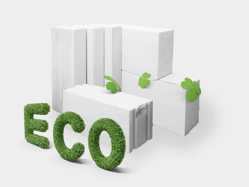 экологичность газоблоков