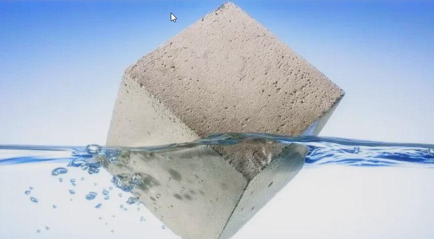 водостойкость газоблока